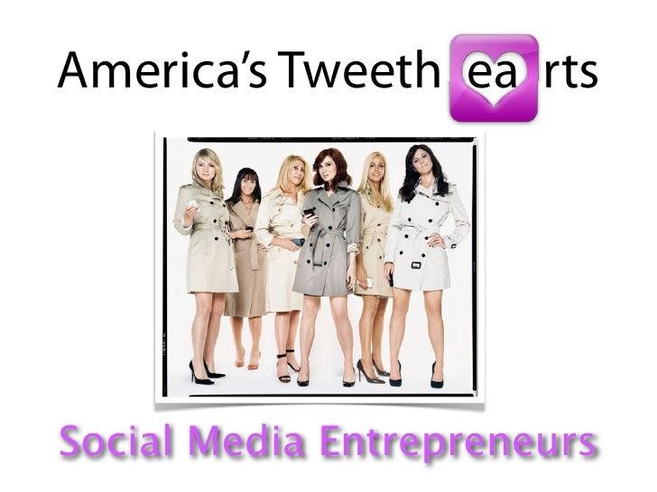 America's Tweeth ea rts     Social Media Entrepreneurs