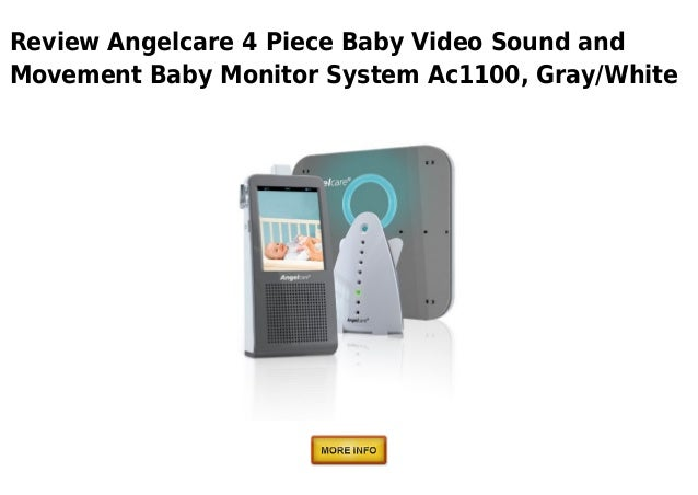 how to use angelcare monitor