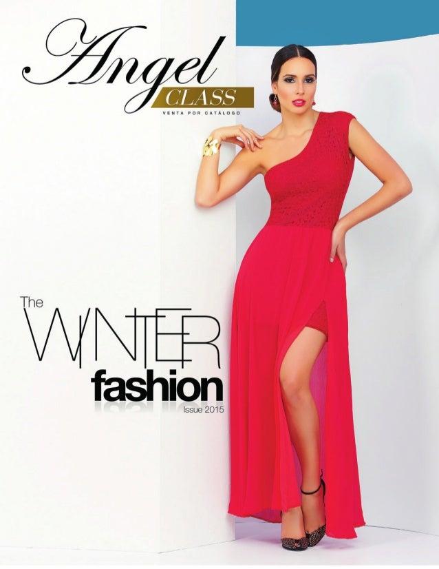 1b41851f Nueva Colección Catálogo Angel class