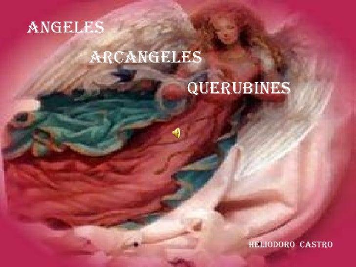 Angelesarcangeles Y Querubines