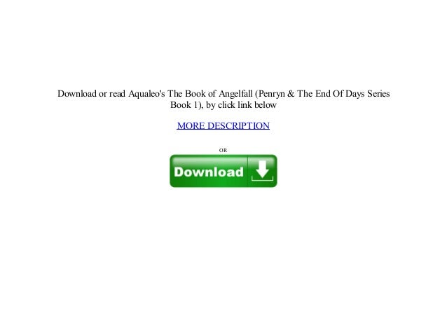 Days epub end and penryn the download of