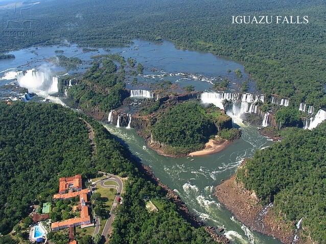 IGUAZU FALLS