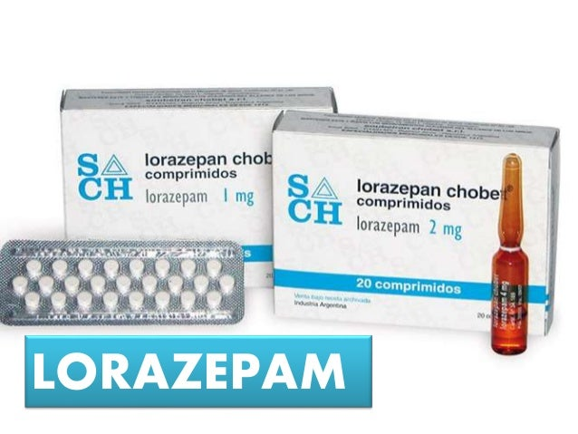 lorazepam dose for elderly