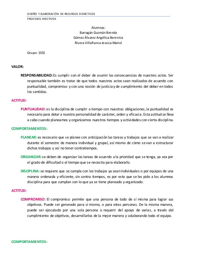DISEÑO Y ELABORACIÓN DE RECURSOS DIDÁCTICOS  PROCESOS AFECTIVOS  Alumnas:  Barragán Guzmán Brenda  Gómez Álvarez Angélica ...
