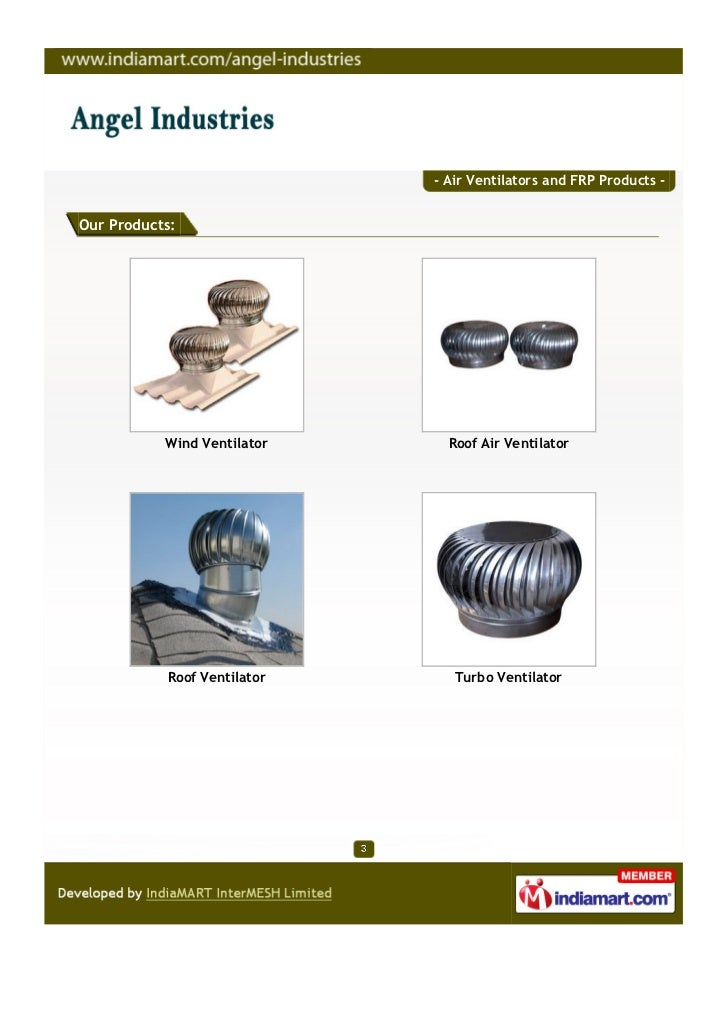 Angel Industries, Vadodara, FRP Products Slide 3