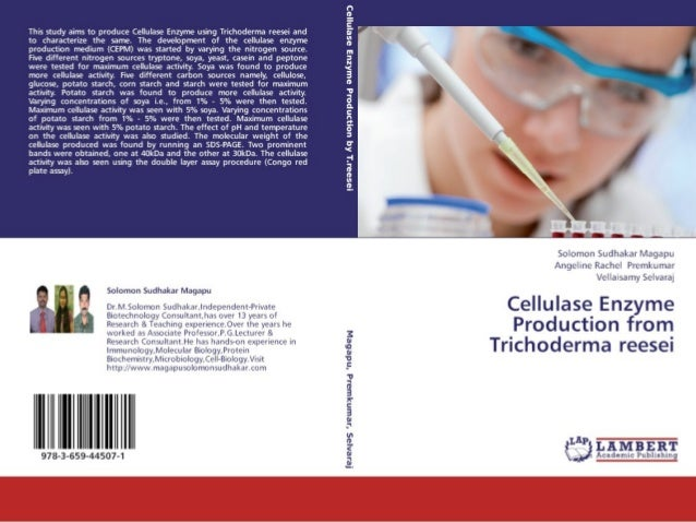 Thesis on trichoderma