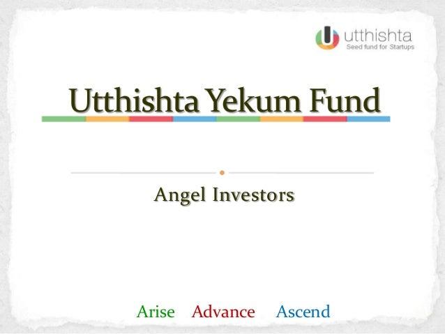 Angel InvestorsArise Advance   Ascend   1