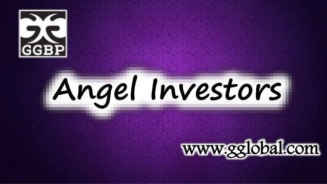 Angel Investors www.gglobal.com