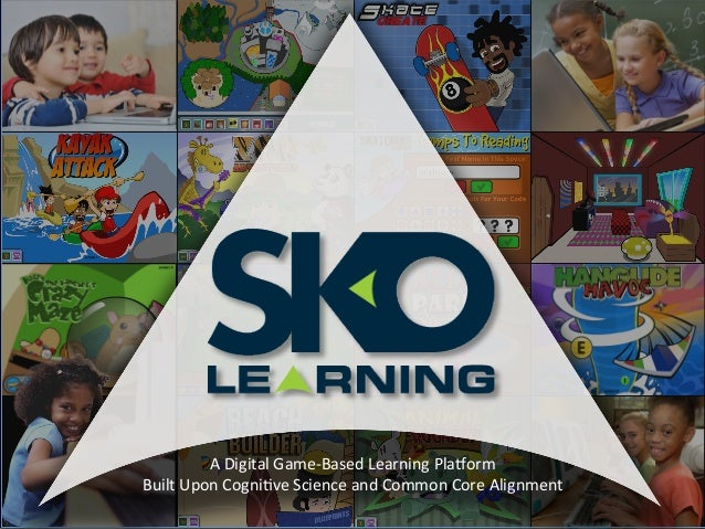 A Digital Game-‐Based Learning Pla4orm Built Upon Cogni:ve Science and Common Core Alignment  ...
