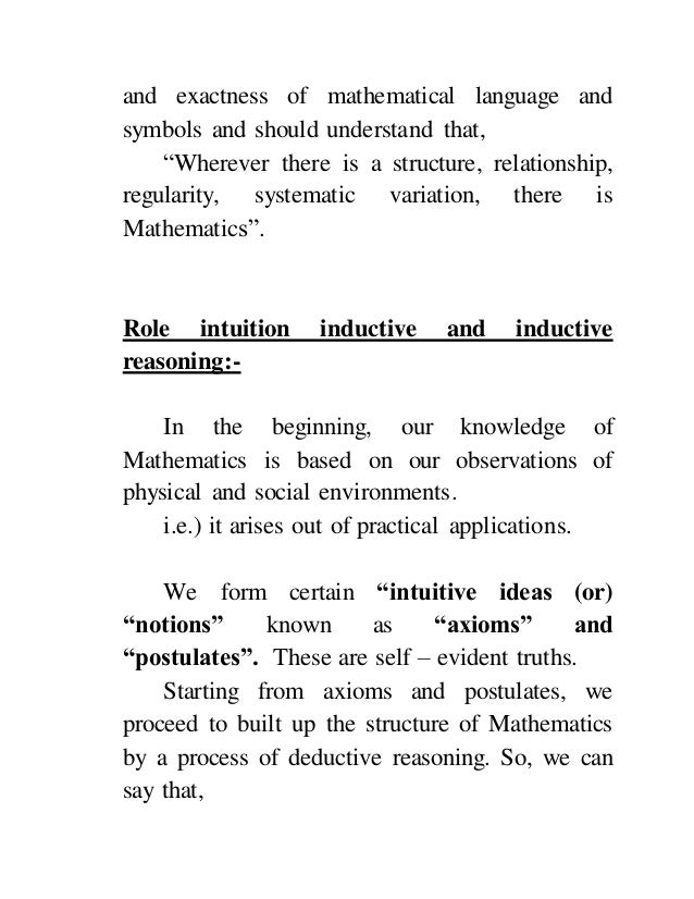 Nature ,Scope,Meaning and Definition of Mathematics pdf 4