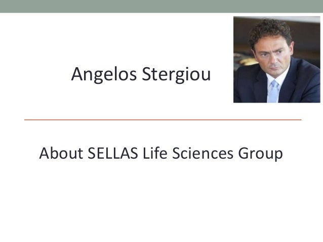 Angelos Stergiou About SELLAS Life Sciences Group