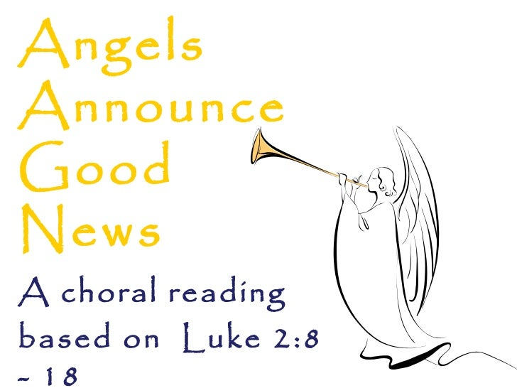 Angels announce good news