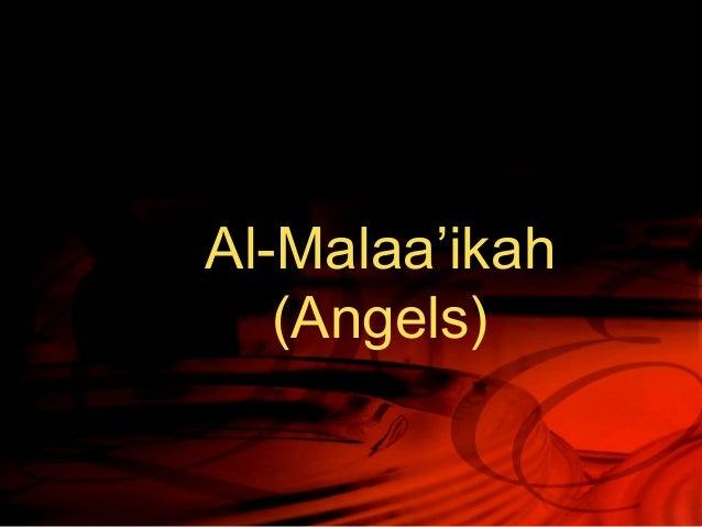 Al-Malaa'ikah (Angels)