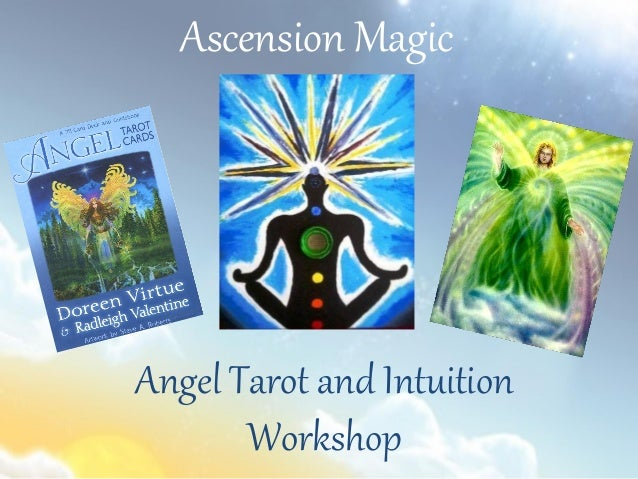 Angel tarot and intuition workshop