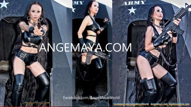 ANGEMAYA.COM Facebook.com/AngeMayaWorld