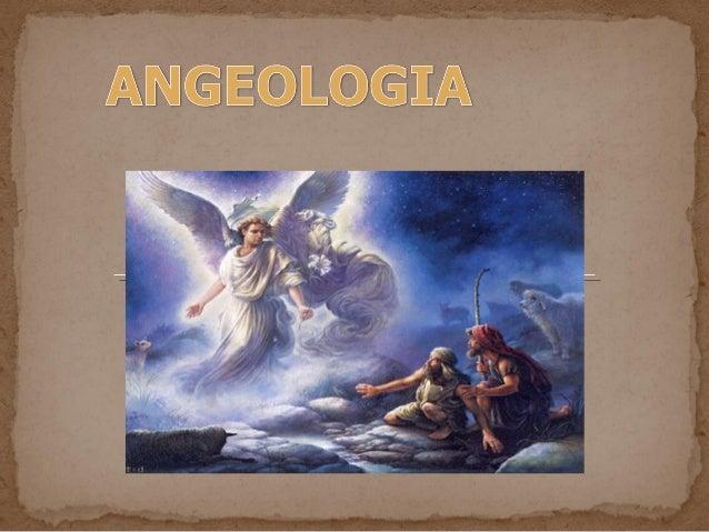 Angelologia é o estudo dos anjos, que passamos  a meditar sobre às diversas classificações de  anjos. Eles são enviados po...