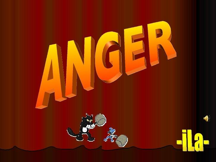 ANGER -iLa-
