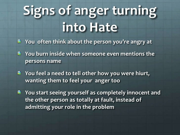 Jealousy Control And To How Anger