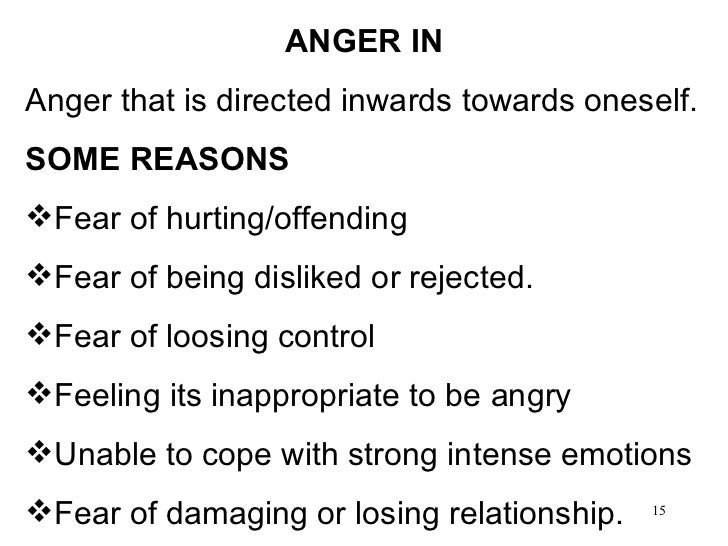 anger management  15