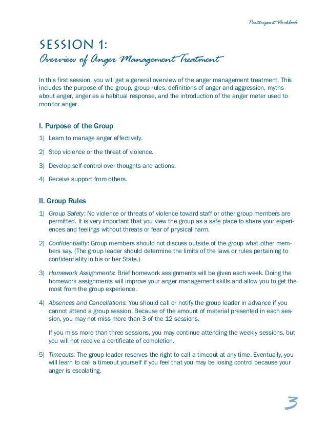 4 Anger Management For Substance Abuse And Mental Health Clients 8