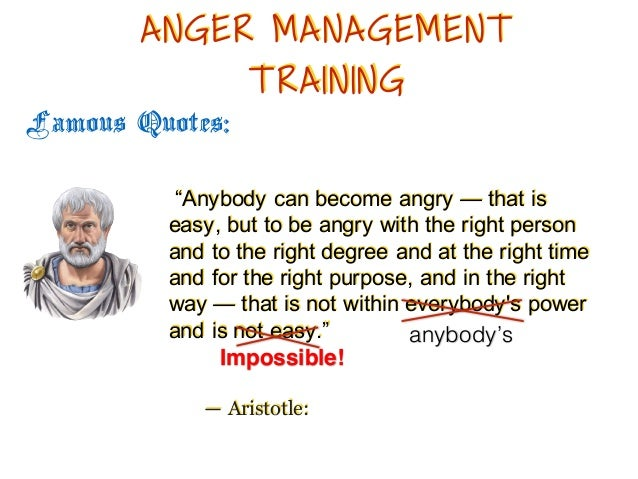 Anger Management Quotes 2
