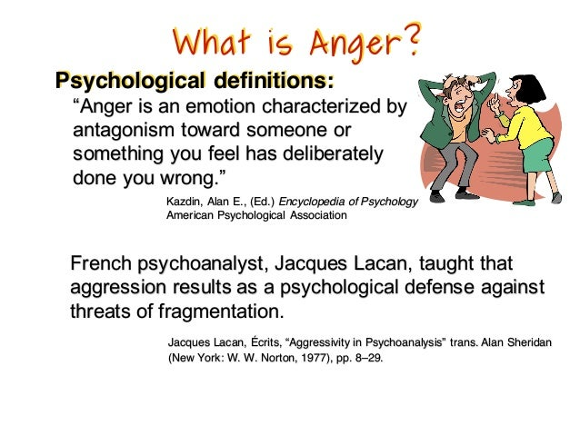 anger is an emotion characterized psychology essay Rage (or fury) is intense, uncontrolled anger that is an increased stage of hostile response to a particularly egregious injury or injustice.