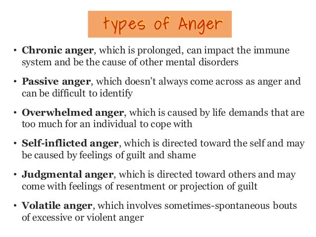 styles of anger in anger management Anger comes from the latin word, angere, which means to strangle anger strangles us on a number of different levels it is the emotion which is probably the most familiar to the majority of us a consistent finding in those who have low self-esteem, migraines, ulcers, heart attacks, substance.