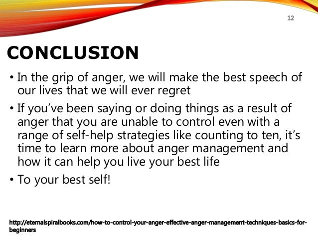 how to control your anger anger management techniques for beginnerseternalspiralbooks com how to control your anger effective anger management techniques basics for beginners 12; 12
