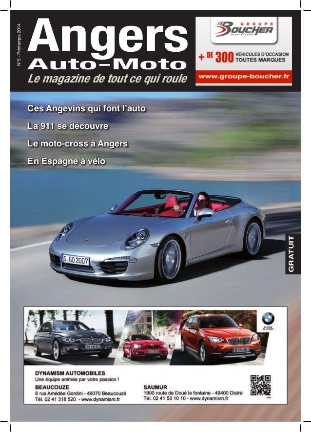 Angers Auto-Moto numero 5 - Printemps 2014