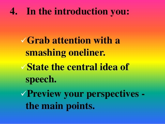 public speaking chapter 2 essay This is dorothy carnegie's summary of her book, from 1962, which is based on  dale  2 developing confidence get the facts about fear of speaking in public.