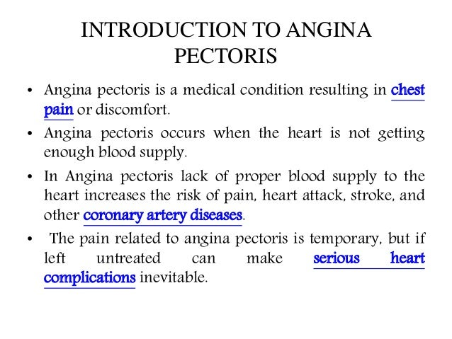 10 Signs and Symptoms of Angina