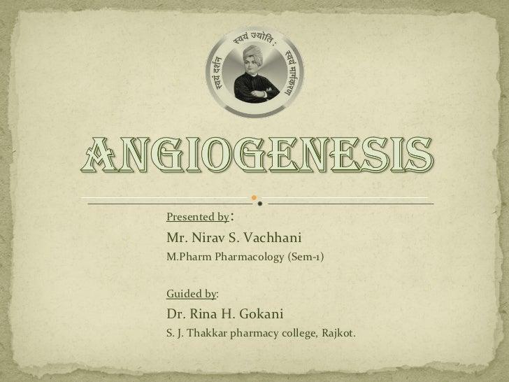 Angiogenesis Slide 2