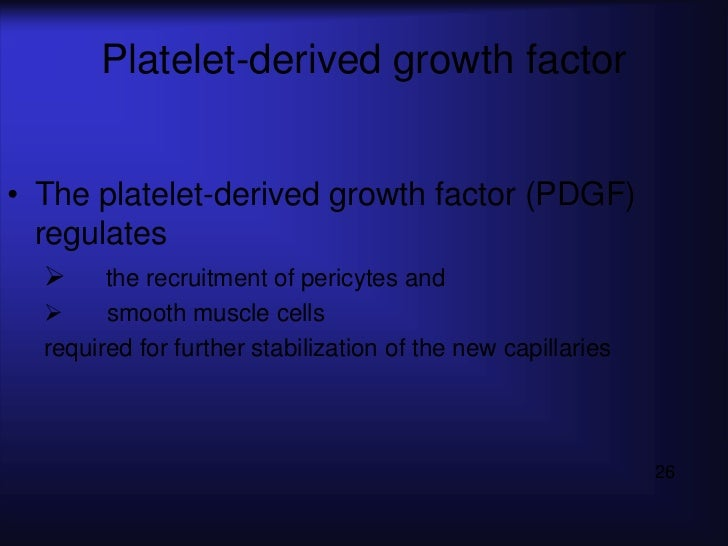 Fibroblast growth factor• Fibroblast growth factor (FGF) family are also  potent inducers of angiogenesis. The effects of ...