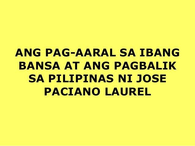 gawi sa pag aaral Dapat ninyong tandaan na importante pa rin ang pag-aaral sa ating buhay dapat rin nating piliin ang ating kakaibiganin.