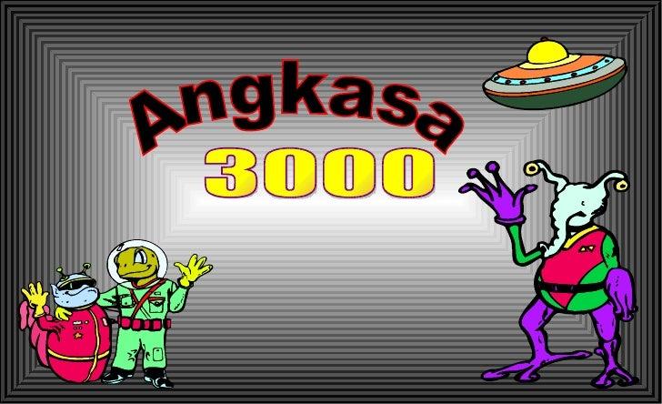 Angkasa 3000