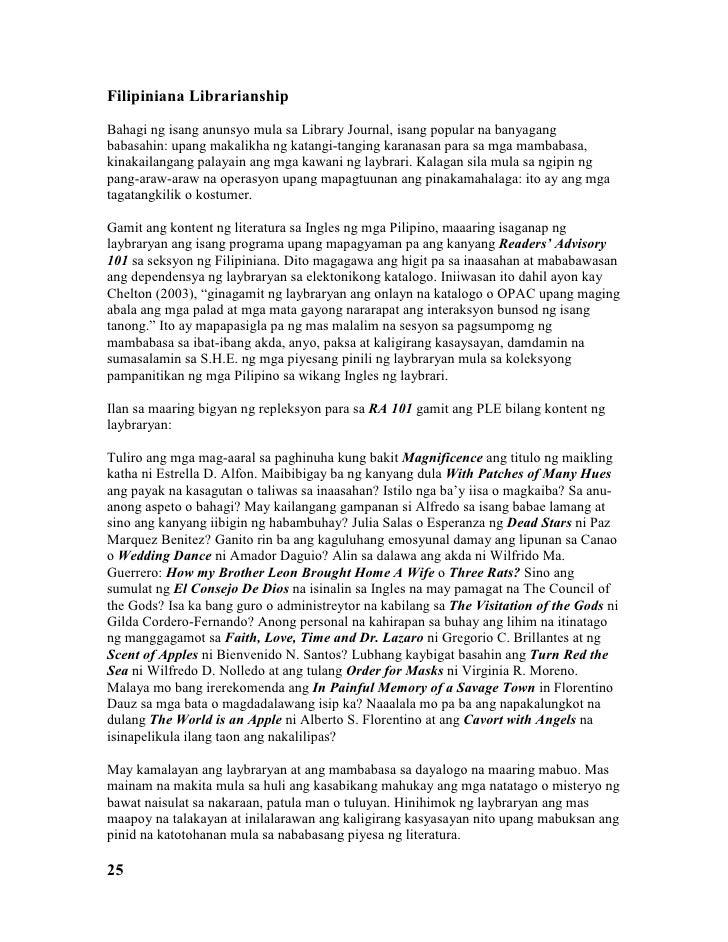 banyagang literatura Banyagang literatura tungkol sa teknolohiya kabanata ii: mga kaugnay na literatura at pag-aaral banyagang literatura ayon kay chris borgan, sa librong social media.