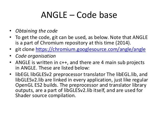 OpenGL ES Emulator – Arm Developer