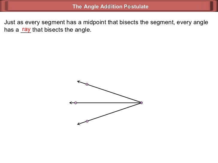Printables Segment Addition Postulate Worksheet angle addition postulate geometry 3 the 31 just as every segment
