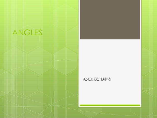 ANGLES ASIER ECHARRI