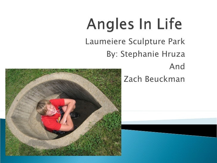 Laumeiere Sculpture Park By: Stephanie Hruza And Zach Beuckman