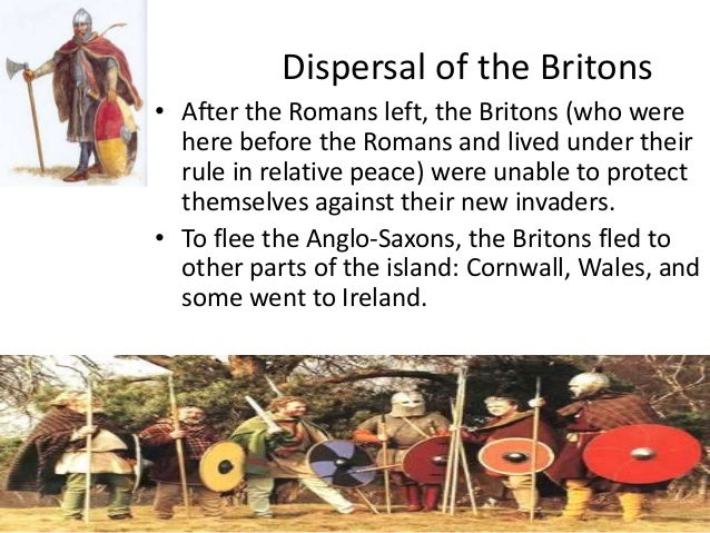 • The Anglo Saxons took control of most of England although they never conquered Scotland , Wales and Cornwall. • They set...
