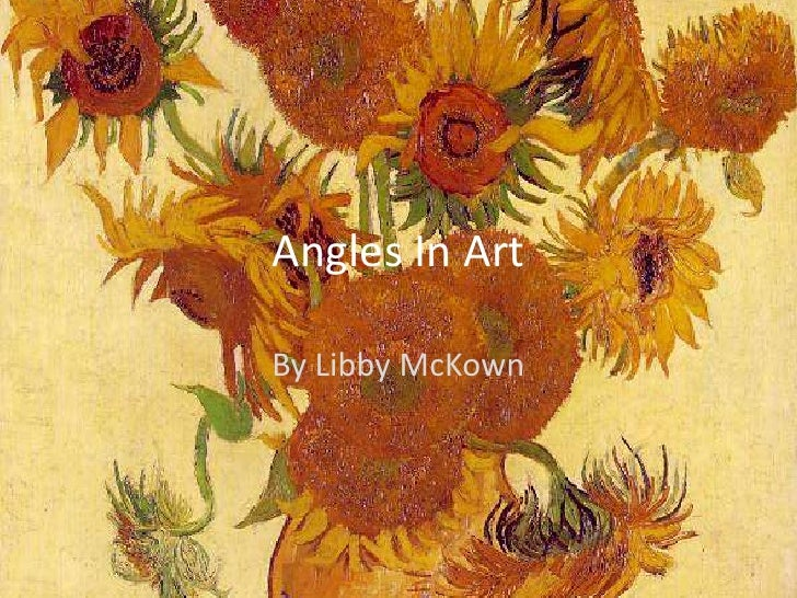 Angles In Art<br />By Libby McKown<br />