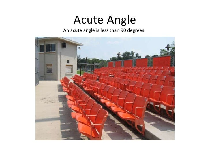 Angles In BaseballA Pair Of Adjacent Angles In Sports