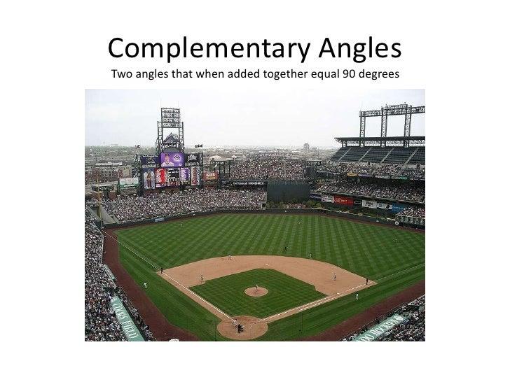 Angles In Baseball  Angles In Baseb...