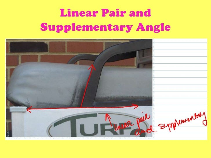 Angles In Life.PptA Pair Of Adjacent Angles In Sports