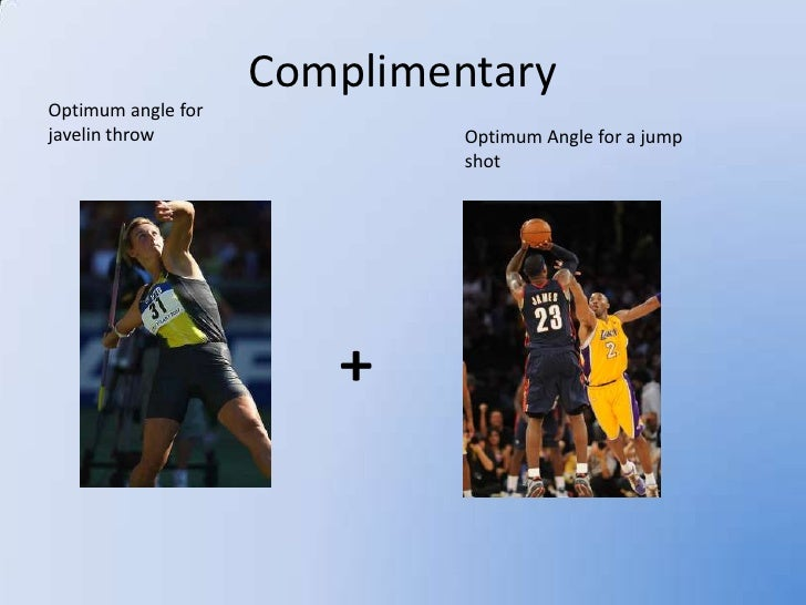 Angles In Sports  Angles In Sport...