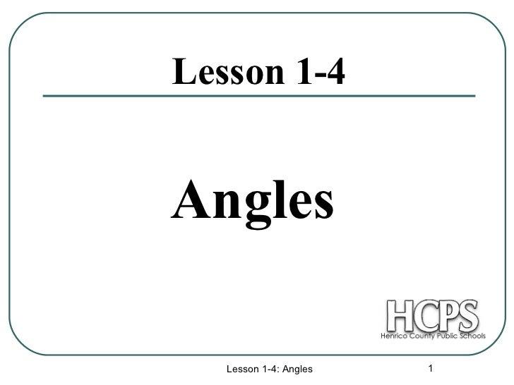 angles ppt