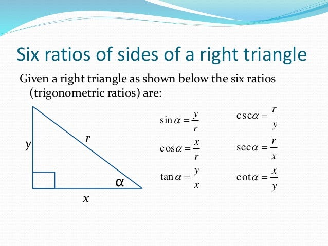 pythagorean theorem and trigonometry You are going to need to quickly recall the three pythagorean identities the first one is easy to remember because it's just the pythagorean theorem on the unit circle.