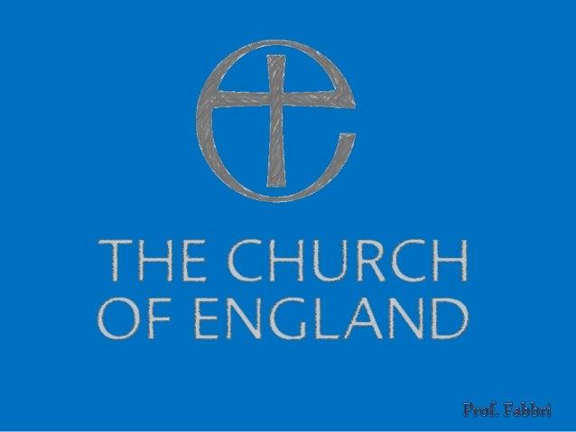 The Church of        England               La Chiesa               Anglicana» derivsaadhaal                            na ...
