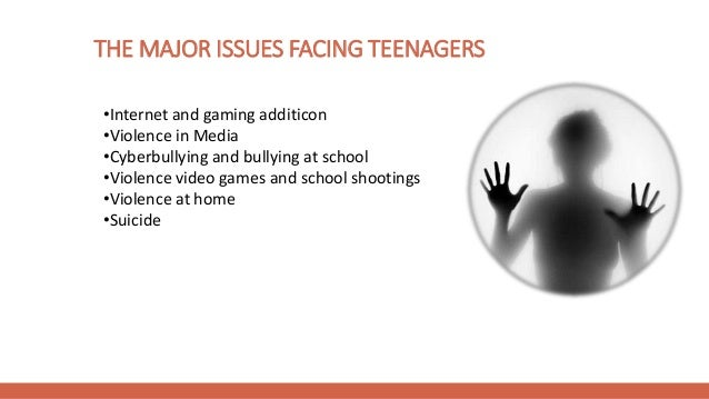 Major Issues Facing Teenagers: Teen Suicide, School